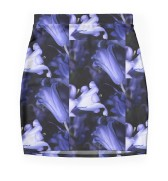 Bluebell mini skirt